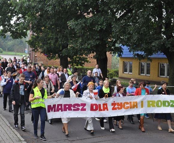 I Marsz dla Życia i Rodziny