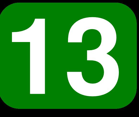 """Szczęśliwa """"13"""" powiatowa :)"""