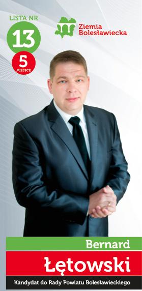 Bernard Łętowski