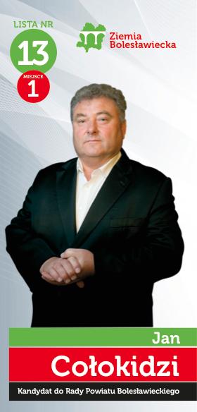 Jan Cołokidzi