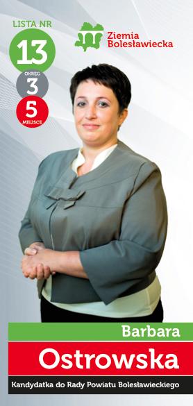 Barbara Ostrowska