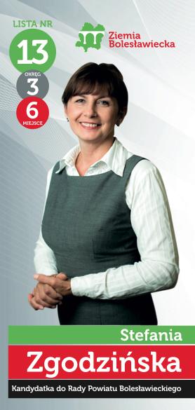 Stefania Zgodzińska