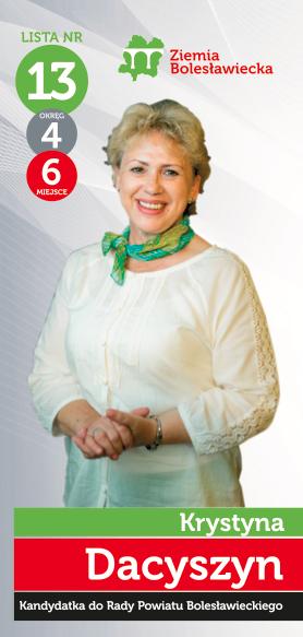 Krystyna Dacyszyn