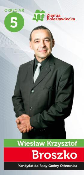 Wiesław Krzysztof Broszko