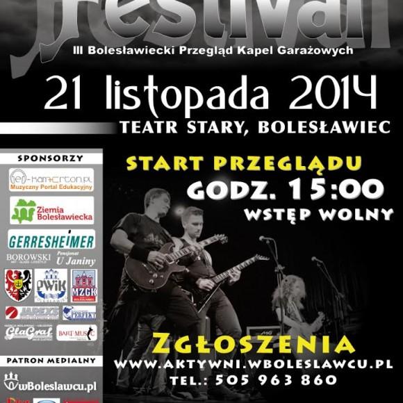 Wspieramy Hard Core Festiwal