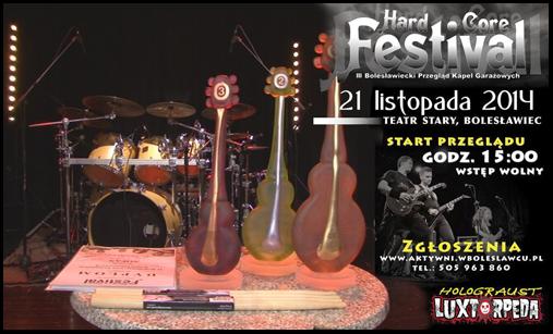 Hard Core Festiwal i Luxtorpeda