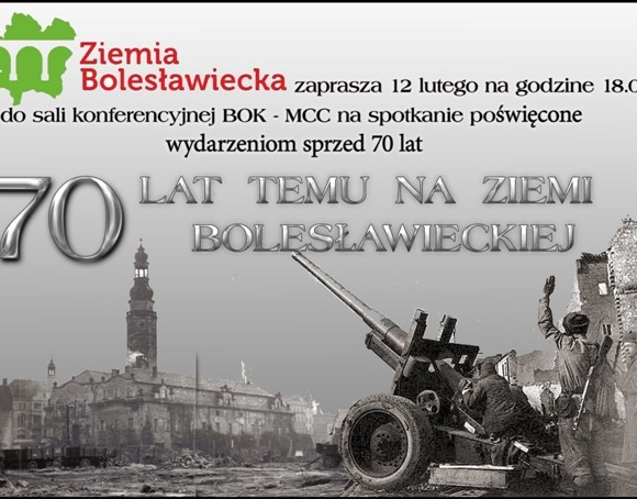 70 lat temu na ziemi bolesławieckiej…