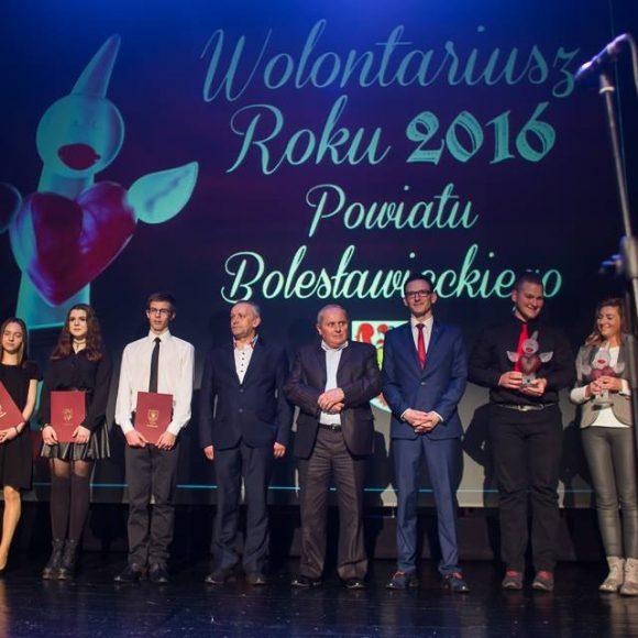 Wolontariusze Roku – Dziękujemy!