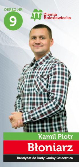 Kamil Piotr Błoniarz