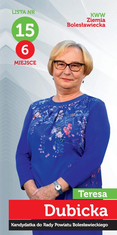 Teresa Dubicka