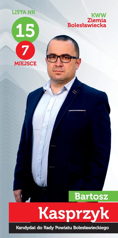Bartosz Kasprzyk