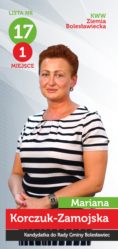 Mariana Korczuk -Zamojska