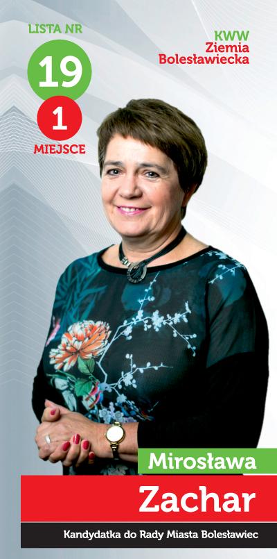 Mirosława Zachar